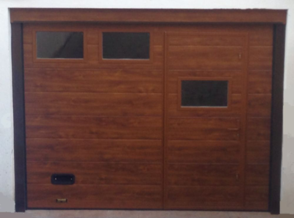 Puertas de garaje enrollables baratas great affordable best awesome simple archives persianas - Puertas de garaje seccionales baratas ...